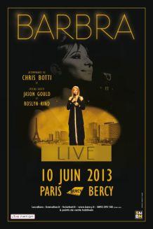 BARBRA STREISAND - Bercy, 10 juin 2013SM
